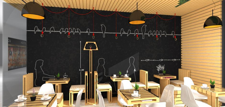 Wood Green Cafe | uberkreative