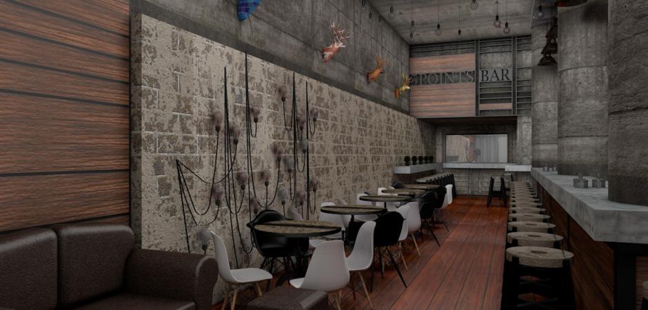 bar cafe design - Cafe Design Ideas