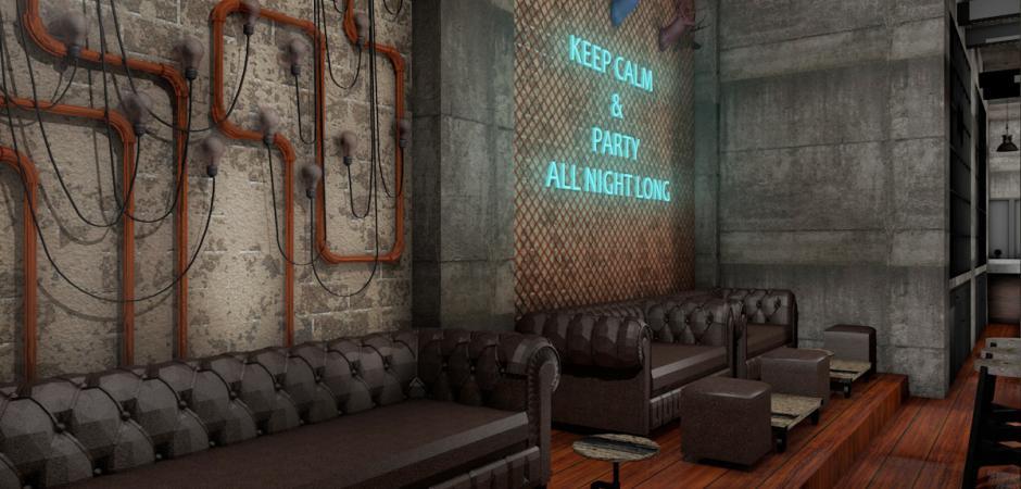 Bar / Cafe Design | uberkreative